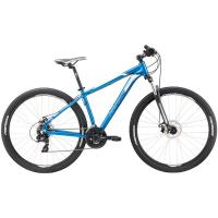 "Велосипед Merida Big.Nine 10-MD Blue/SilverDecall 2020 L(19"")(35991)"